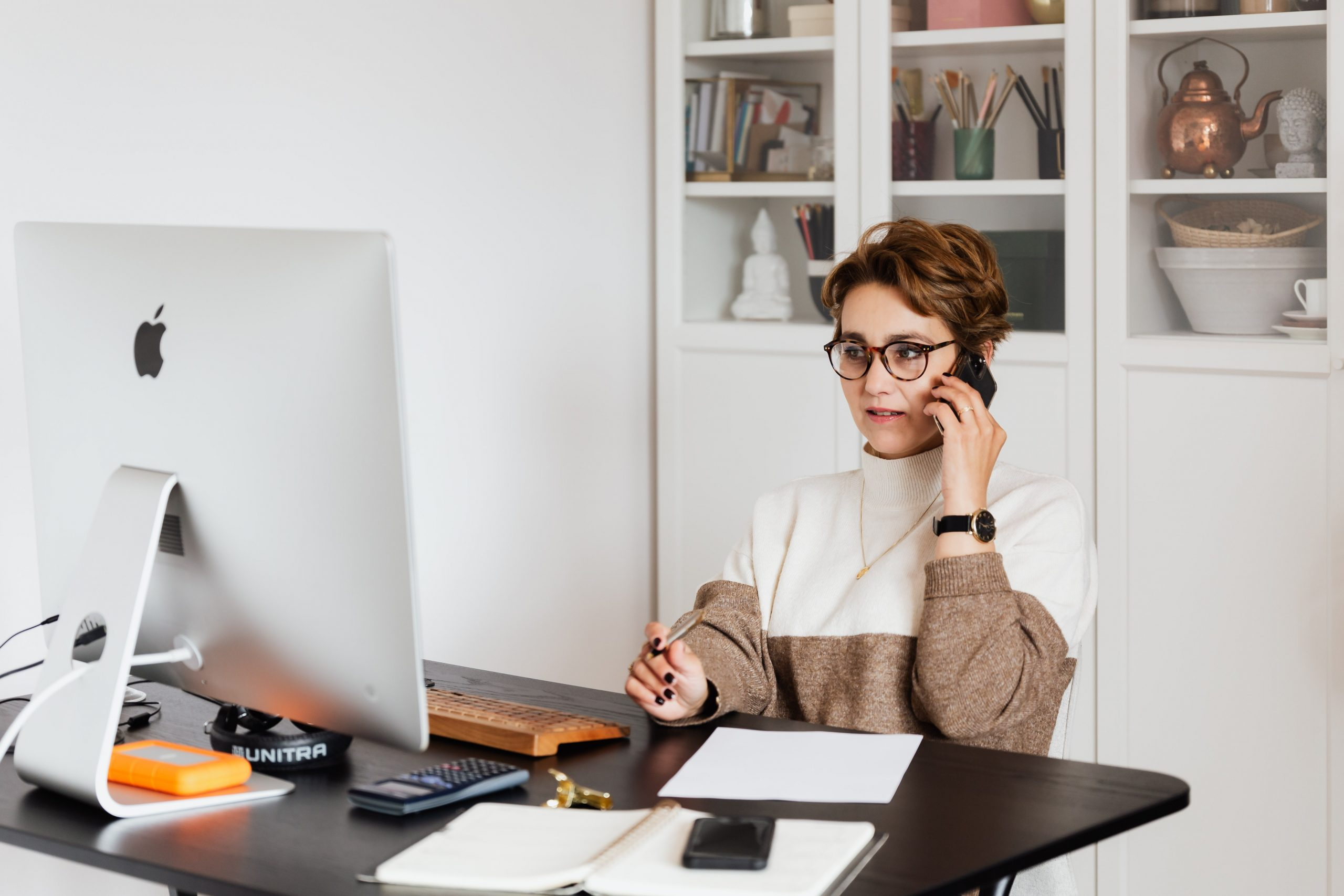 Calling new Leads the best way