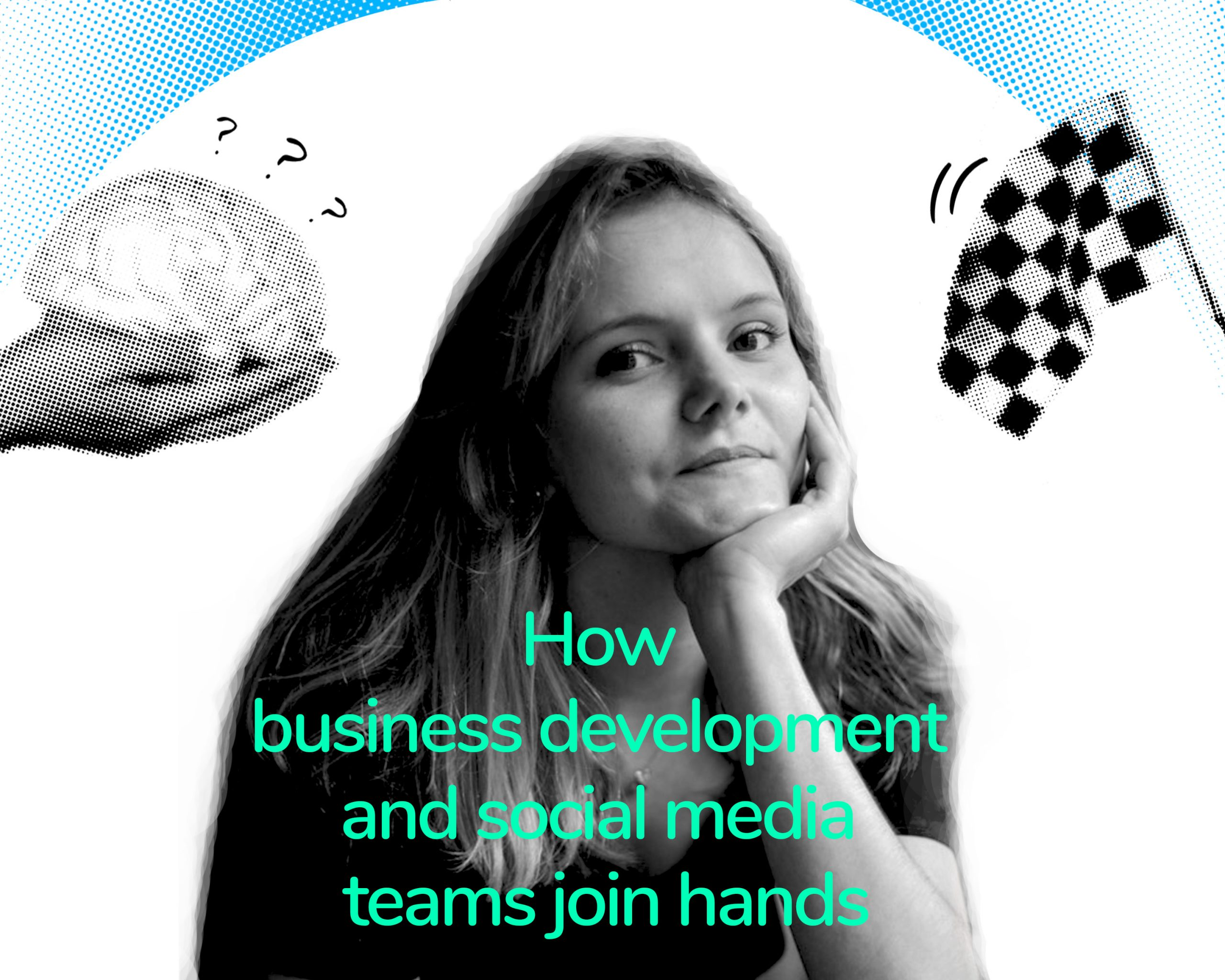 Hatty our social Media Manager talks how audiences overlap with business development teams